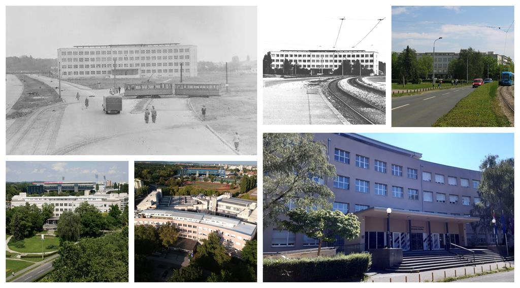 Efzg Slavi 100 Godina Efzg Ekonomski Fakultet Zagreb