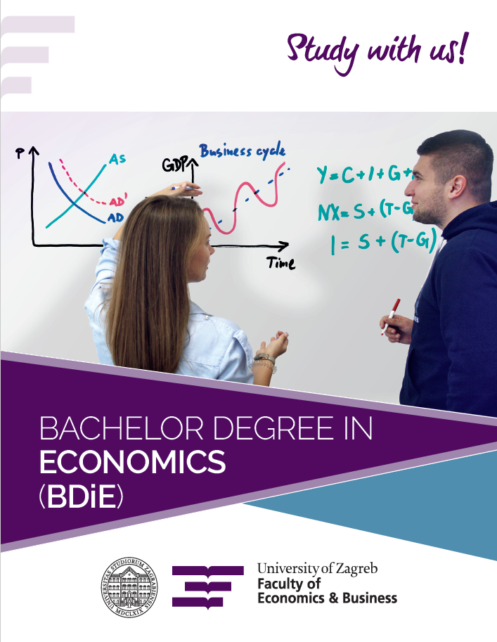 BACHELOR DEGREE IN ECONOMICS (BDiE)