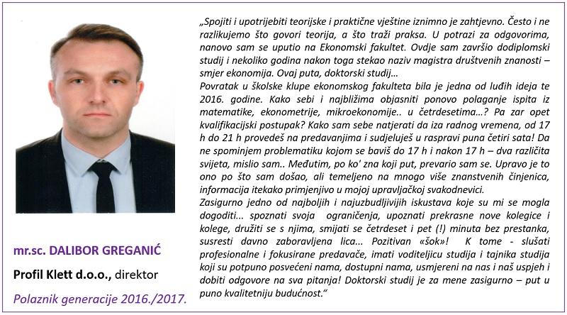 Dalibor Greganić