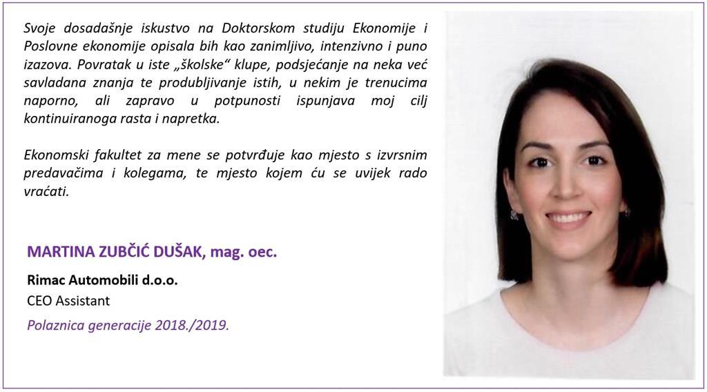 Martina Zubčić Dušak