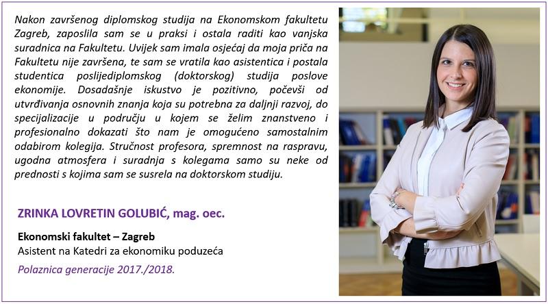 Zrinka Lovretin Golubić