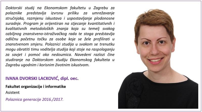 Ivana Dvorski Lacković