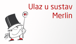 Marketing - Ulaz u sustav Merlin