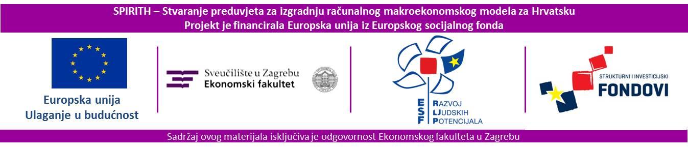 Spirith Efzg Ekonomski Fakultet Zagreb